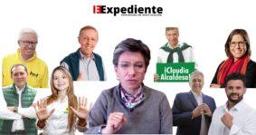 La cuenta en Twitter que desenmascaró a Claudia López: mapa de nepotismo, burocracia y clientelismo