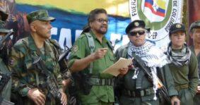 Las mentiras con las que apareció el guerrillero Iván Márquez