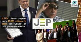 Colombia aprueba extradición a EE.UU. de abogada que ofrecía 'colar' narcos en la JEP