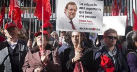 """""""A las derechas en España y en otros sitios les ha faltado dignidad"""""""