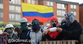 """La CIDH: guardaespaldas de la """"Primera Línea"""""""